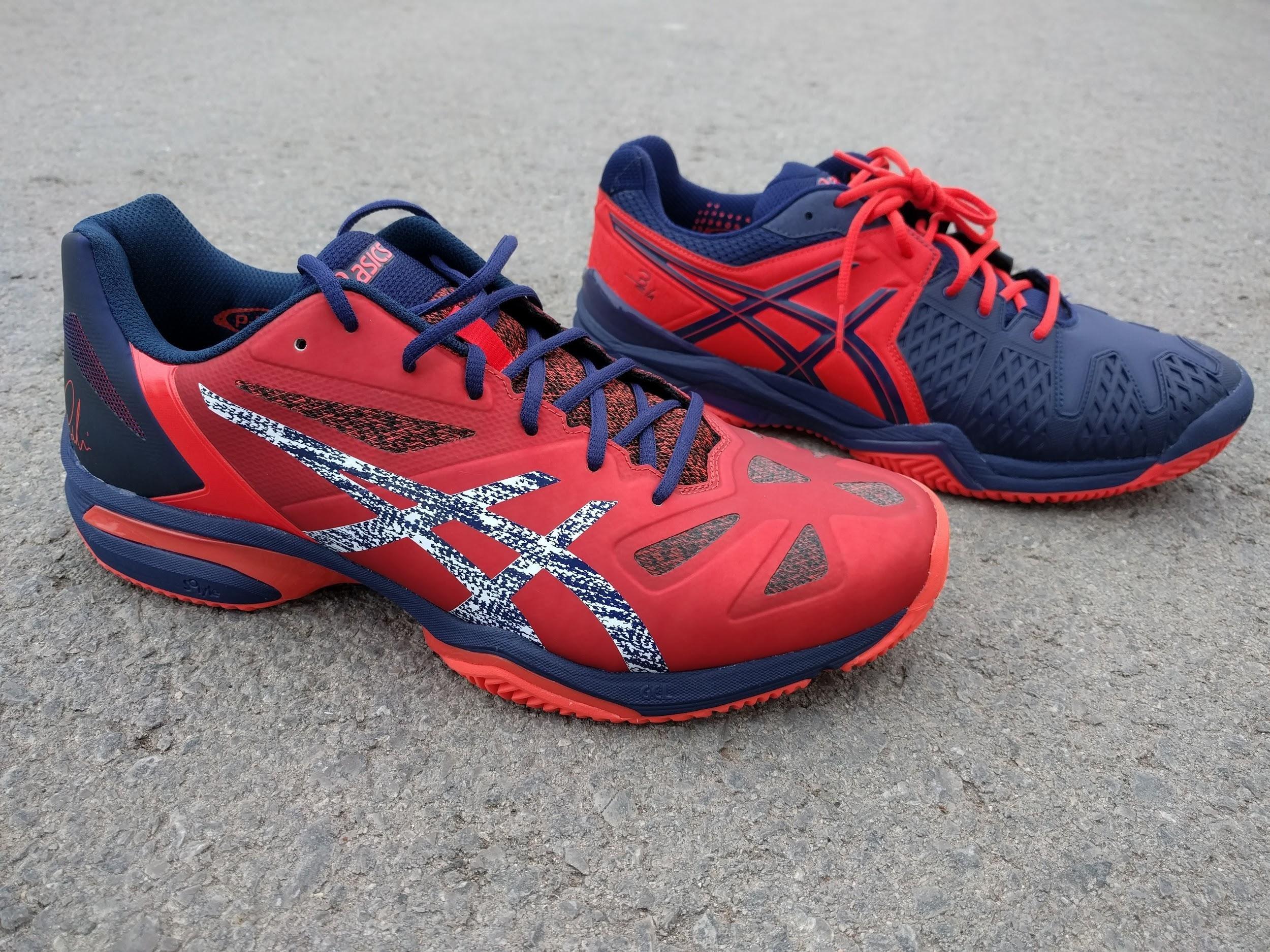 f705086d ... buen calzado, muchas veces nos olvidamos de lo fundamental que es  utilizar buenas zapatillas en deportes como el pádel donde la protagonista  es la pala.