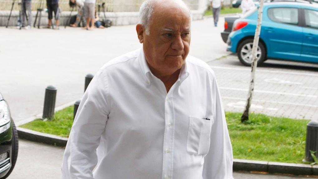 Amancio Ortega compra oficinas en Washington por 337 millones de euros