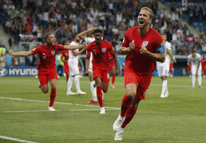 Kane Rescata A Inglaterra
