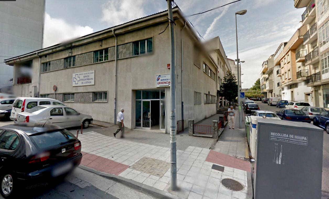 Muere en el centro de salud de a estrada mientras esperaba galicia atl ntico diario - Centro de salud la flota ...