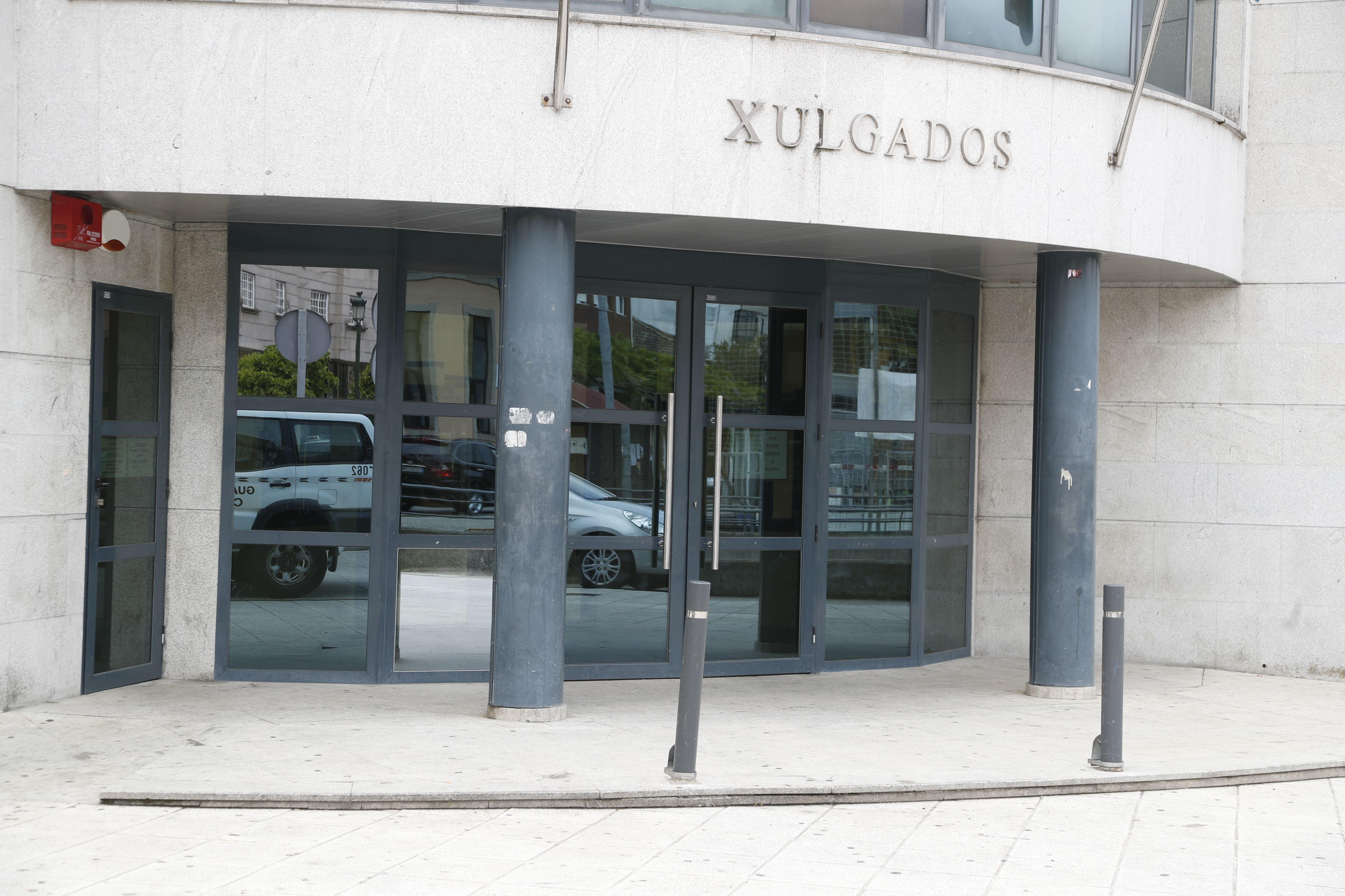 Las instslaciones de lo sjuzgados de Redondela se han quedado pequeñas para su carga de trabajo actual.