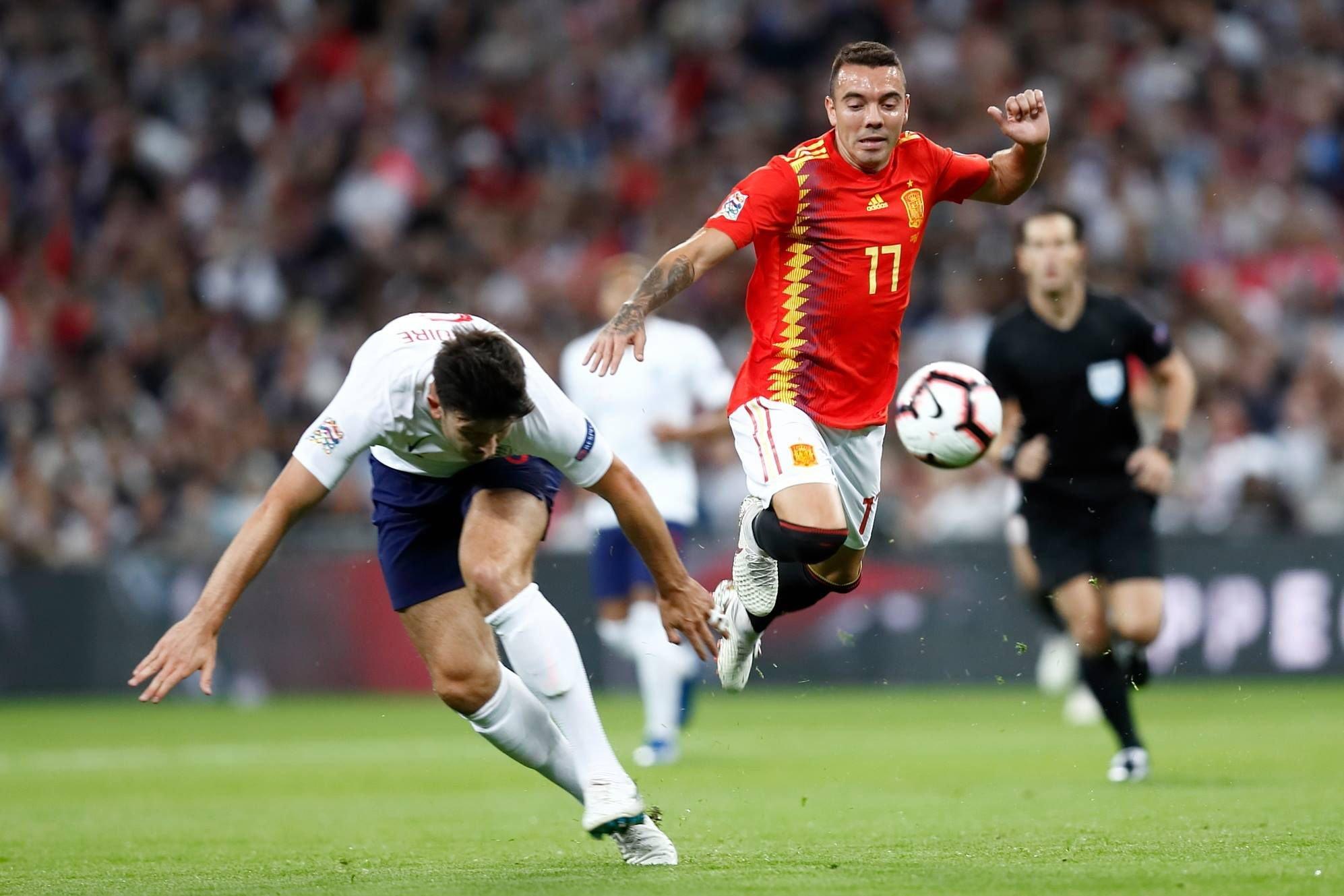 LIGA DE NACIONES - España golea 6-0 a Croacia