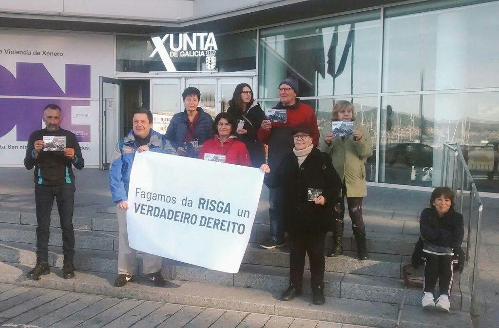 Vigo ya es el 50% de la Risga de la provincia y 2.500 beneficiarios