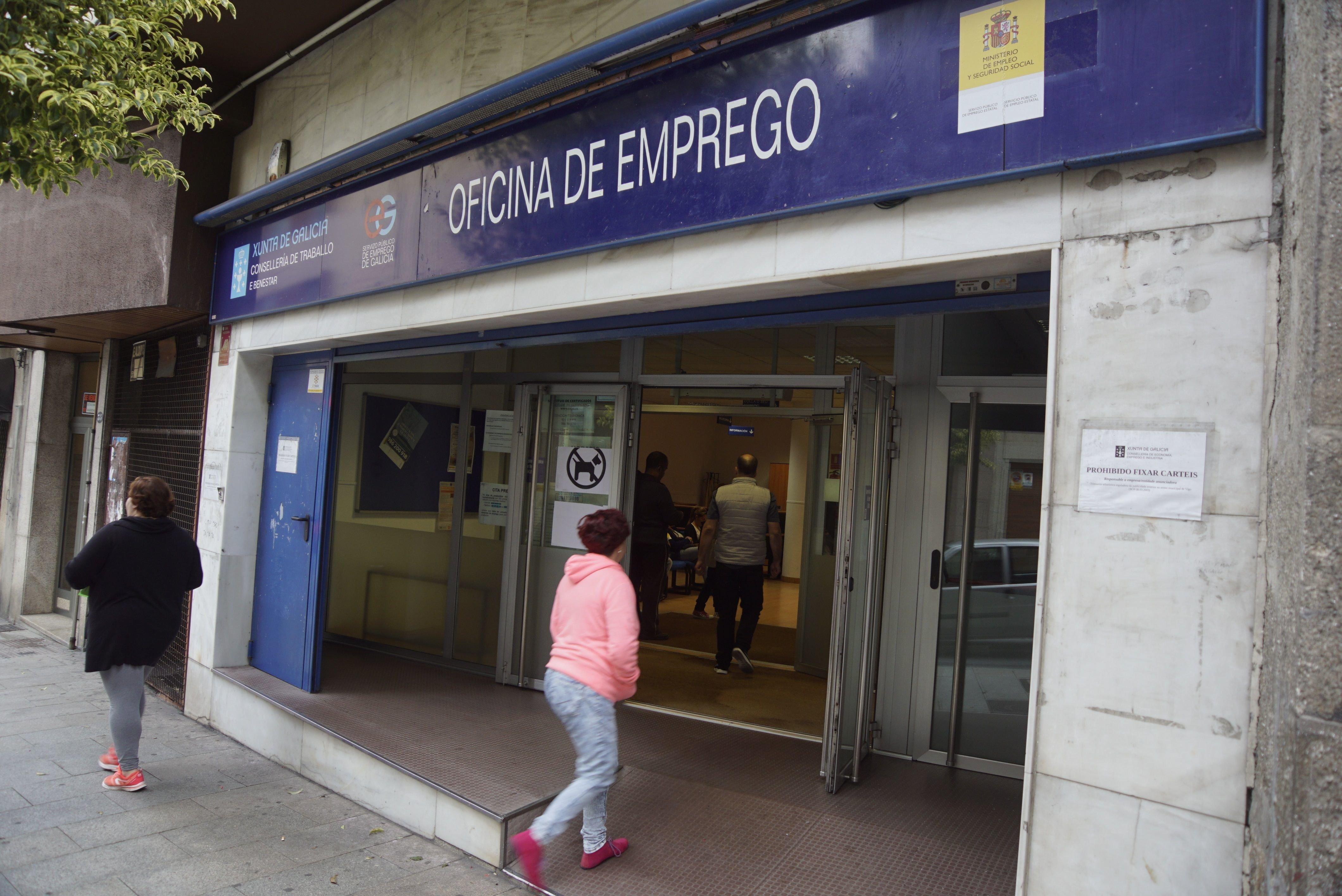La comarca de vigo registra parados menos en el ltimo a o econom a atl ntico diario - Oficina de empleo vigo ...