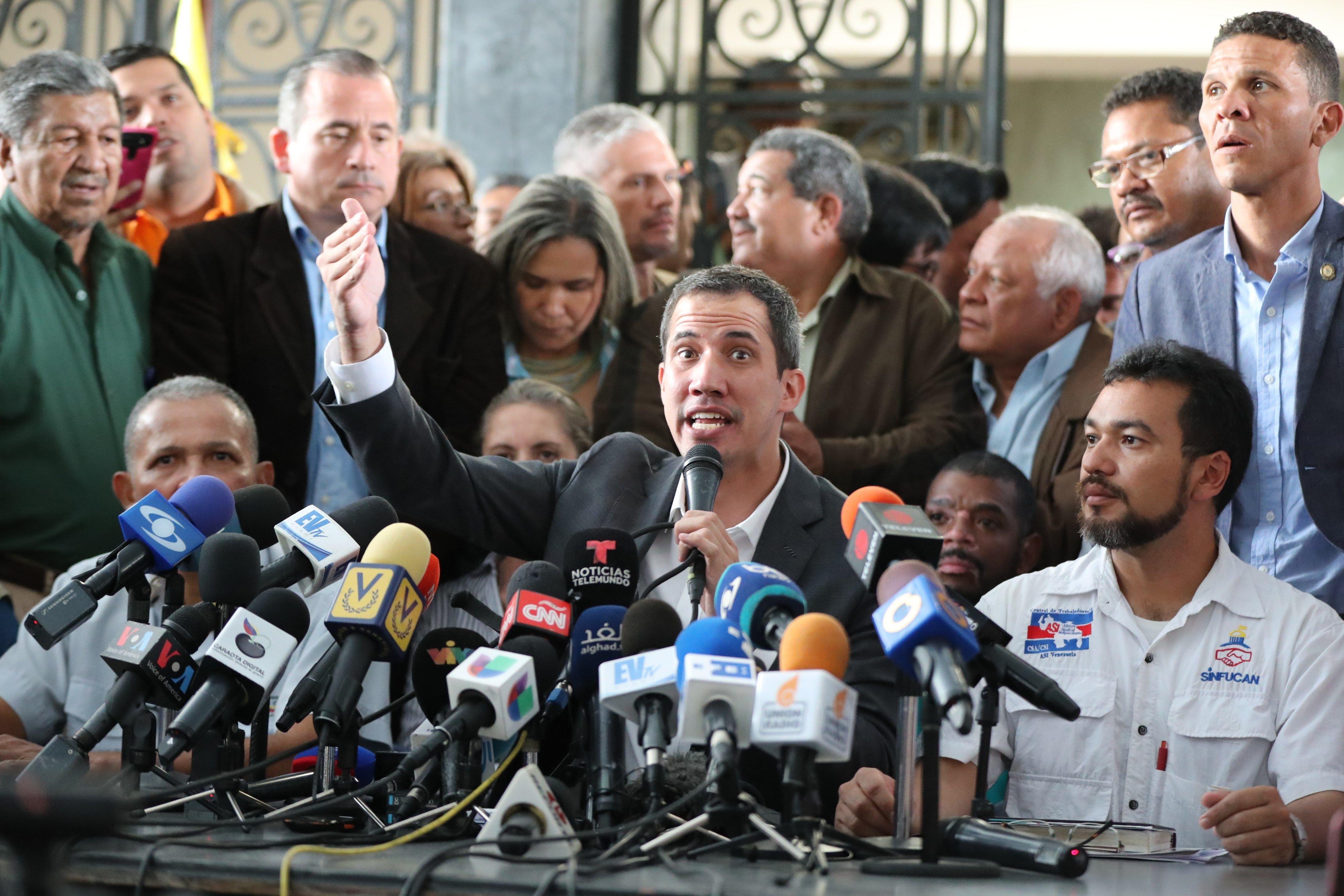 Maduro convoca a movilización nacional para este sábado:
