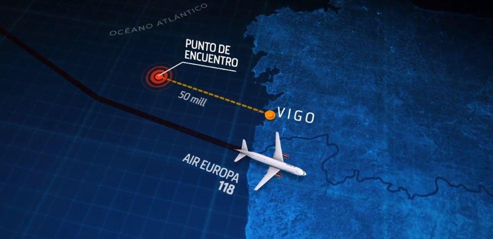 Un OVNI frente a Vigo del tamaño de la isla de Gran Canaria - Vigo ...