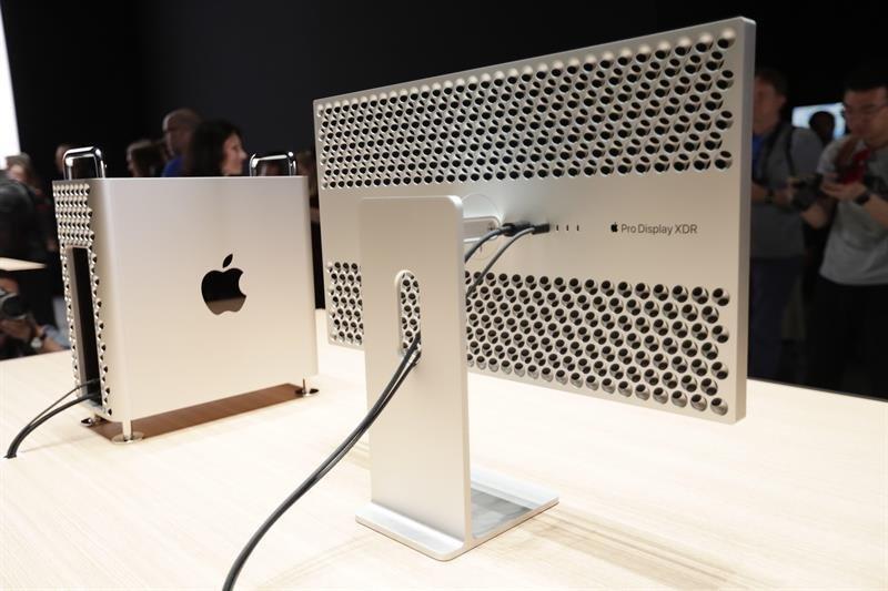 Apple presenta el nuevo Mac Pro de sobremesa con 28