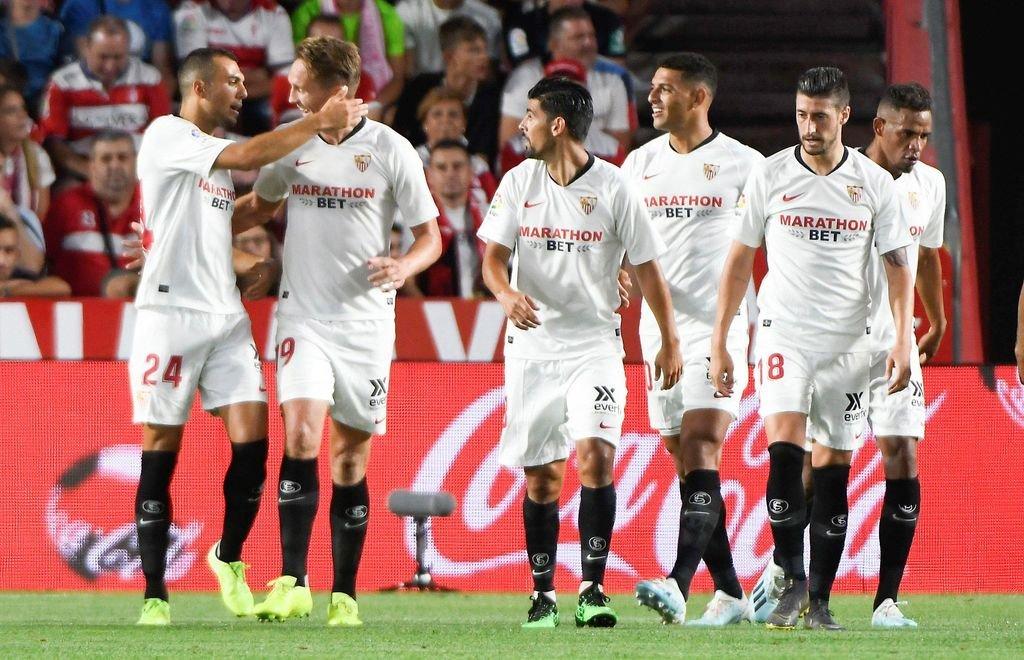 Liga | El Sevilla se lleva los tres puntos de Granada