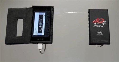 ¡Atención nostálgicos! Sony lanza edición del mítico Walkman en su 40 aniversario